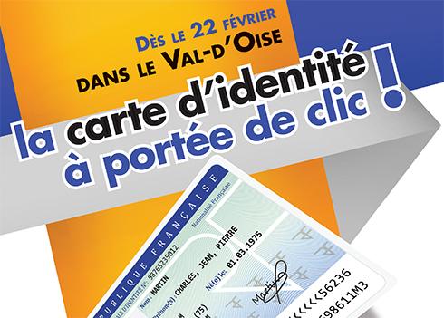 Affiche CNI 95490