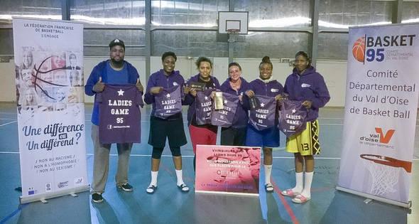 La Team Future, coachée par Jean-Pierre Mvibudulu, a remporté la compétition (Photo CDVO).