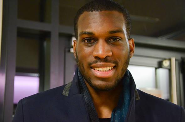 Emmanuel Kinzonzi est en train de lancer sa marque de montres de luxe.